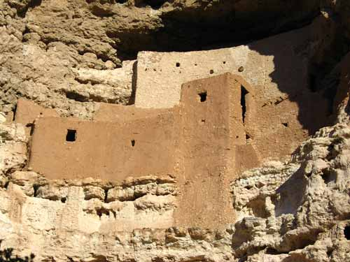 Green and Sustainable Design Philosophy: Montezuma Castle