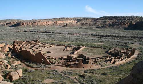 Green and Sustainable Design Philosophy: Pueblo Bonito
